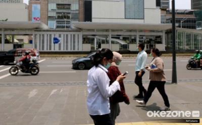 Sepekan PSBB, 1.670 Orang Tak Gunakan Masker Ditegur