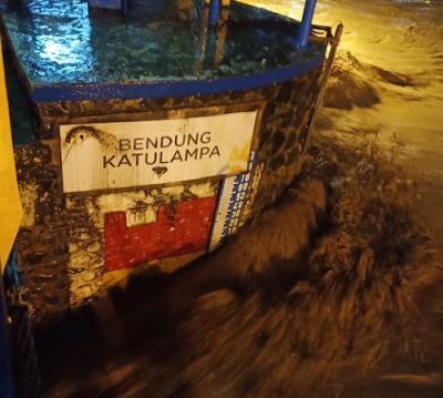 Bendung Katulampa Siaga I, 13 Kelurahan di Kota Bogor Diminta Waspada Bencana