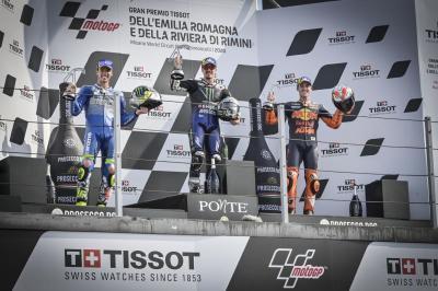 Pepet Dovizioso di Puncak Klasemen, Vinales Tak Terlalu Pikirkan Gelar Juara