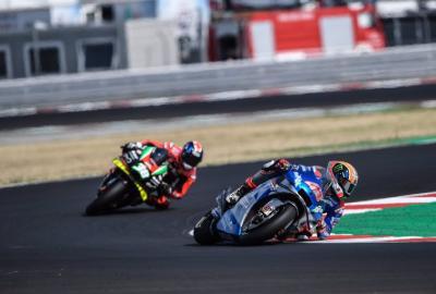 Melempem di Misano, Alex Rins Berniat Bangkit di MotoGP Catalunya 2020