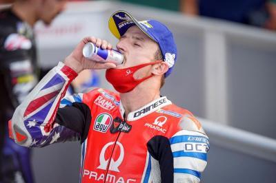 Gara-Gara Quartararo, Miller Sudahi Balapan MotoGP Emilia Romagna Lebih Cepat