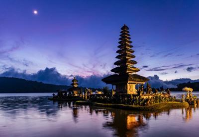 Tur 24 Jam ke Bali, ke Mana Saja?