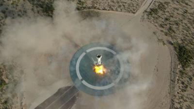 NASA Uji Sistem Pendaratan Otonom di Bulan