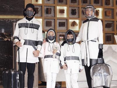 'Outfit Pandemic' Mulai Diincar Fashionista, Intip Gayanya!
