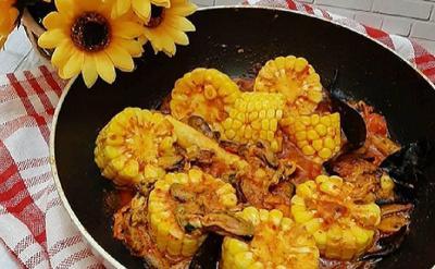 Kangen Makan Seafood saat PSBB, Bikin Kerang Saus Padang Saja