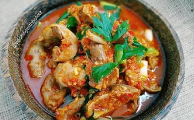 Buat Makan Malam, Masak Ampela Tumis Pedas Yuk