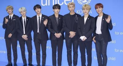 BTS Kembali Diundang Berpidato di Sidang Umum PBB