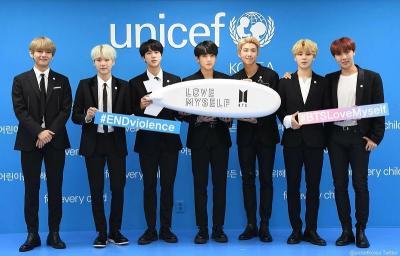 Ini Judul Pidato BTS di Sidang Umum PBB 2020
