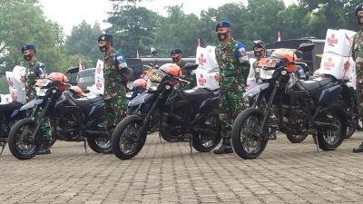 HUT TNI ke-75, Ribuan Prajurit Lakukan Donor Darah
