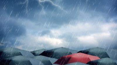 Hujan Diprediksi Guyur Sejumlah Wilayah di Jakarta Siang Hari