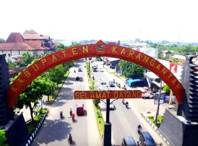 Pengunjung Objek Wisata di Karanganyar Tembus 128.329 Orang