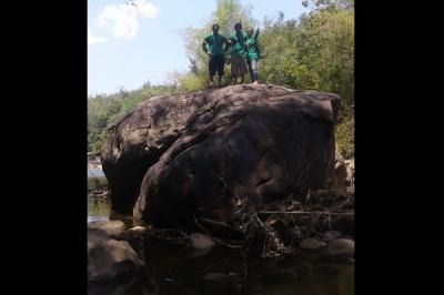 Batu Terbesar di Sragen Ini Tempat Bertapa Pangeran Diponegoro