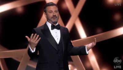 Curhat Jimmy Kimmel Pandu Emmy Awards 2020 Tanpa Penonton