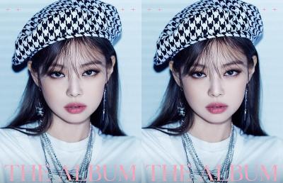 Susul Jisoo, BLACKPINK Rilis Poster Teaser Jennie untuk The Album