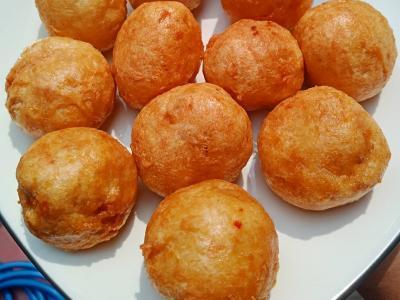 Resep Bakso Goreng Ayam Udang, Camilan yang Bikin Ngunyah Terus!