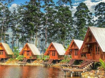 Deretan Cafe Bergaya Natural di Bandung, Bikin Hati Damai