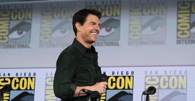 Tom Cruise Siap Syuting di Luar Angkasa pada 2021