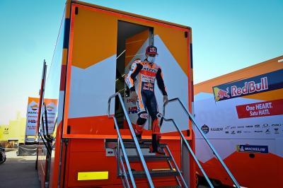 Tim Dokter MotoGP Dituduh Tidak Jujur pada Marquez