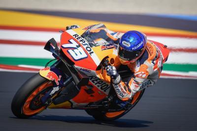 Alex Marquez Tak Sabar Balapan di MotoGP Catalunya 2020