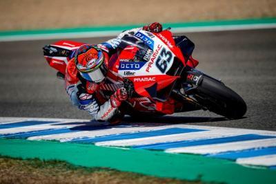 Ducati Tak Lagi Sembunyikan Ketertarikan pada Bagnaia