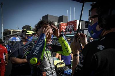 Luar Biasanya Perjuangan Rossi untuk Bantu Pembalap Muda Italia