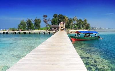 Wisata Kepulauan Seribu Tutup Selama PSBB