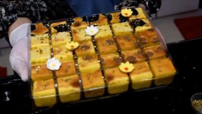 Bisnis Kue Lapis Legit Kekinian, Diserbu Pembeli meski Ada Corona