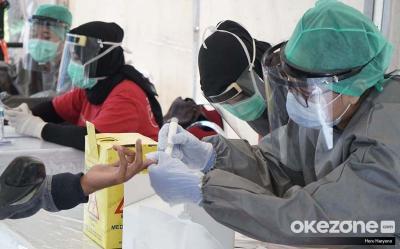 Kemenkes: Produsen Rapid Test Covid-19 Naik 1.700% Selama Pandemi