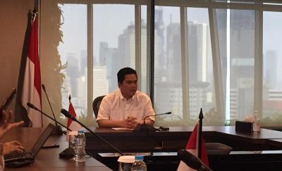 Erick Thohir Rombak Direksi Pos Indonesia, Ada Bos Media Jadi Direktur