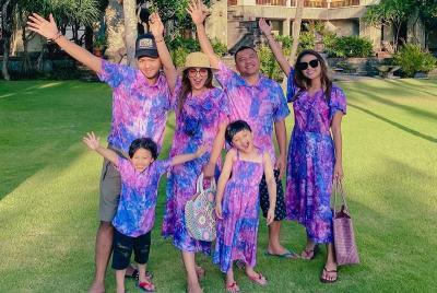 Peringatkan Netizen, Aurel Hermansyah: Jangan Menyalahkan Keluarga Saya