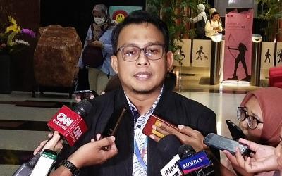 KPK Setor Uang Pengganti Rp1 Miliar Mantan Pejabat PUPR Muara Enim ke Negara