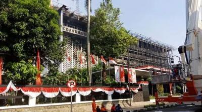 Tim Penyidik Polri Periksa 13 Saksi Kasus Kebakaran Gedung Kejagung