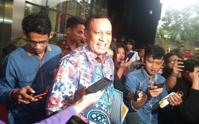 Ketua KPK Firli Bahuri : Saya Mohon Maaf pada Masyarakat Indonesia