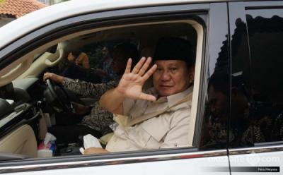 Prabowo Mulai Tanam Singkong di Kalteng Awal 2021