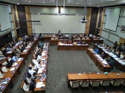 Kesimpulan Raker, DPR Minta Jaksa Agung Perketat Pengawasan Internal