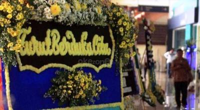 Suami Bupati Bogor Dimakamkan di TMP Pondok Rajeg
