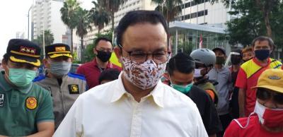 Anies: Pergerakan Penduduk Berpengaruh pada Penularan Virus