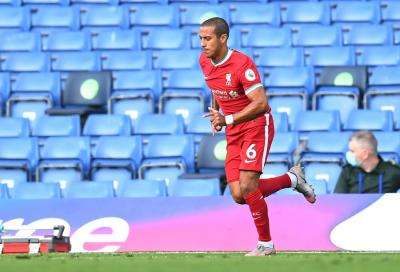 Thiago Alcantara Buat Permainan Liverpool Sulit Ditebak