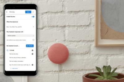 """Update Google Assistant Bantu Aktivitas """"Bekerja dari Rumah"""""""