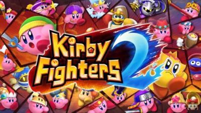 Game Kirby Fighters 2 Hadir di Nintendo Switch