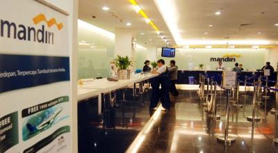 Layanan Online Sempat Error, Bank Mandiri: Kami Mohon Maaf
