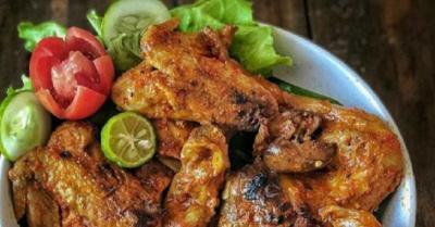 Resep Masakan Ayam Bumbu Rujak, Awas Ketagihan