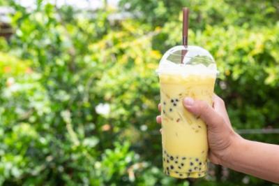 Yuk Buat Sendiri Bubble Milk Green Tea, Ternyata Mudah Lho