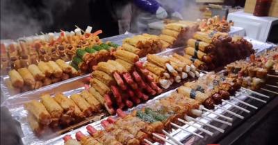 Jalan-Jalan ke Myeongdong, Jangan Lupa Cicipi 5 Street Food Khas Korea Ini