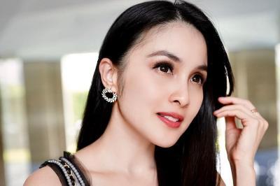 Putus dari Pacar Beda Agama, Sandra Dewi: Manusia Bisa Khianat, Tuhan Tidak