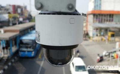 Depok Bakal Terapkan Tilang Elektronik, Kamera E-TLE Terpasang di JPO Balai Kota
