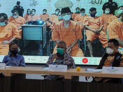 Napi WN China Kabur dari Lapas, Kakanwil Kemenkumham Banten Terancam Dicopot