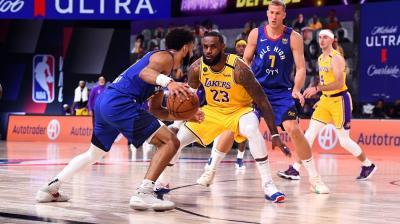 Jelang Gim Keempat, Nuggets Tak Ingin Diremehkan LA Lakers
