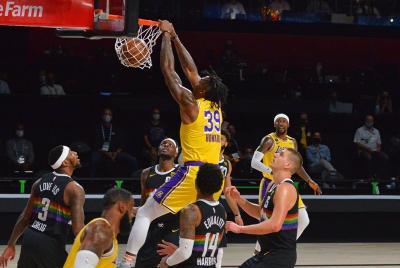 Nuggets vs Lakers, Anthony Davis dan LeBron James Tampil Paling Bersinar