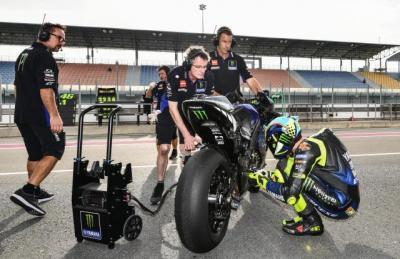 Rossi Puji Ban Baru Michelin